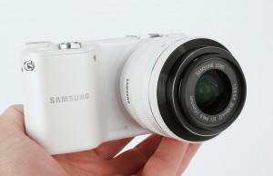 Samsung nx2000 test, avis, prise en main