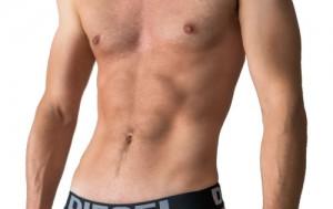 Test de la ceinture d'électrostimulation abdominale